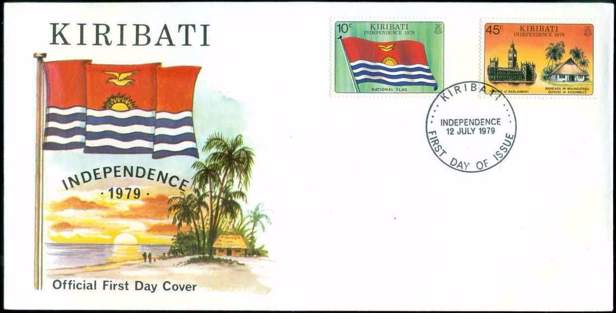 Kiribati Independence